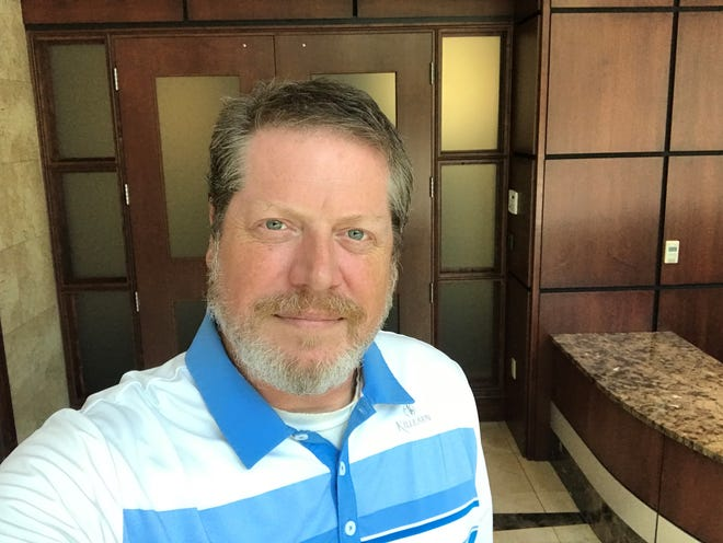 """Greg Tish, new morning talk show host for WVFT Real Talk 93.3. His new show will be """"Real Mornings with Greg Tish and Bobby Mac."""""""