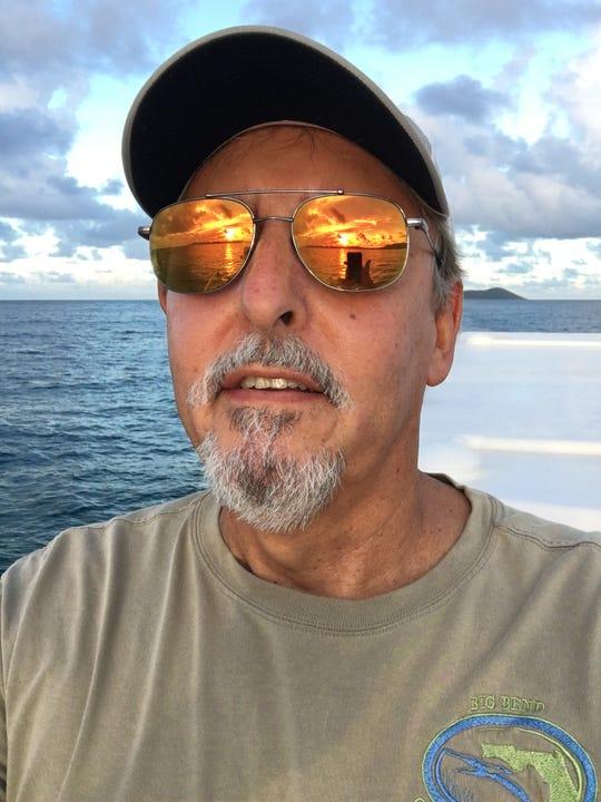 Captain Tony Murray started Big Bend Coastal Conservation.