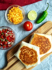 Tasty Breakfast Quesadilla Wrap is easy to make and easy to eat.
