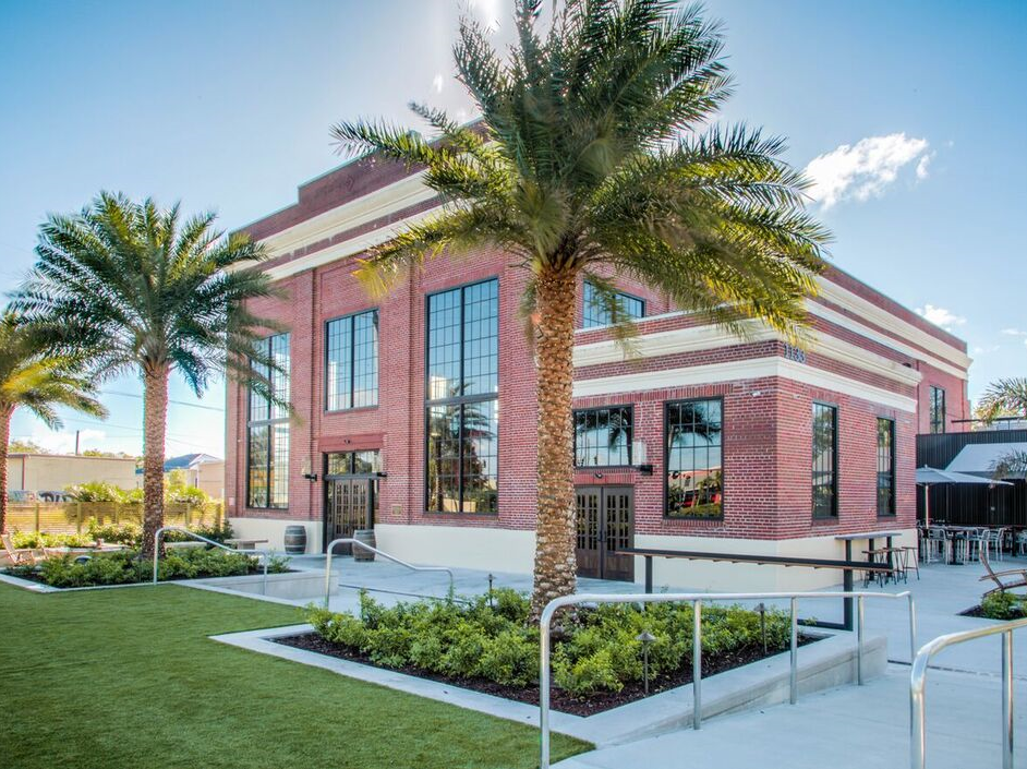 Restoration and Re-Use of Historic Property: American Icon Brewery, 1133 19th Place, Vero Beach