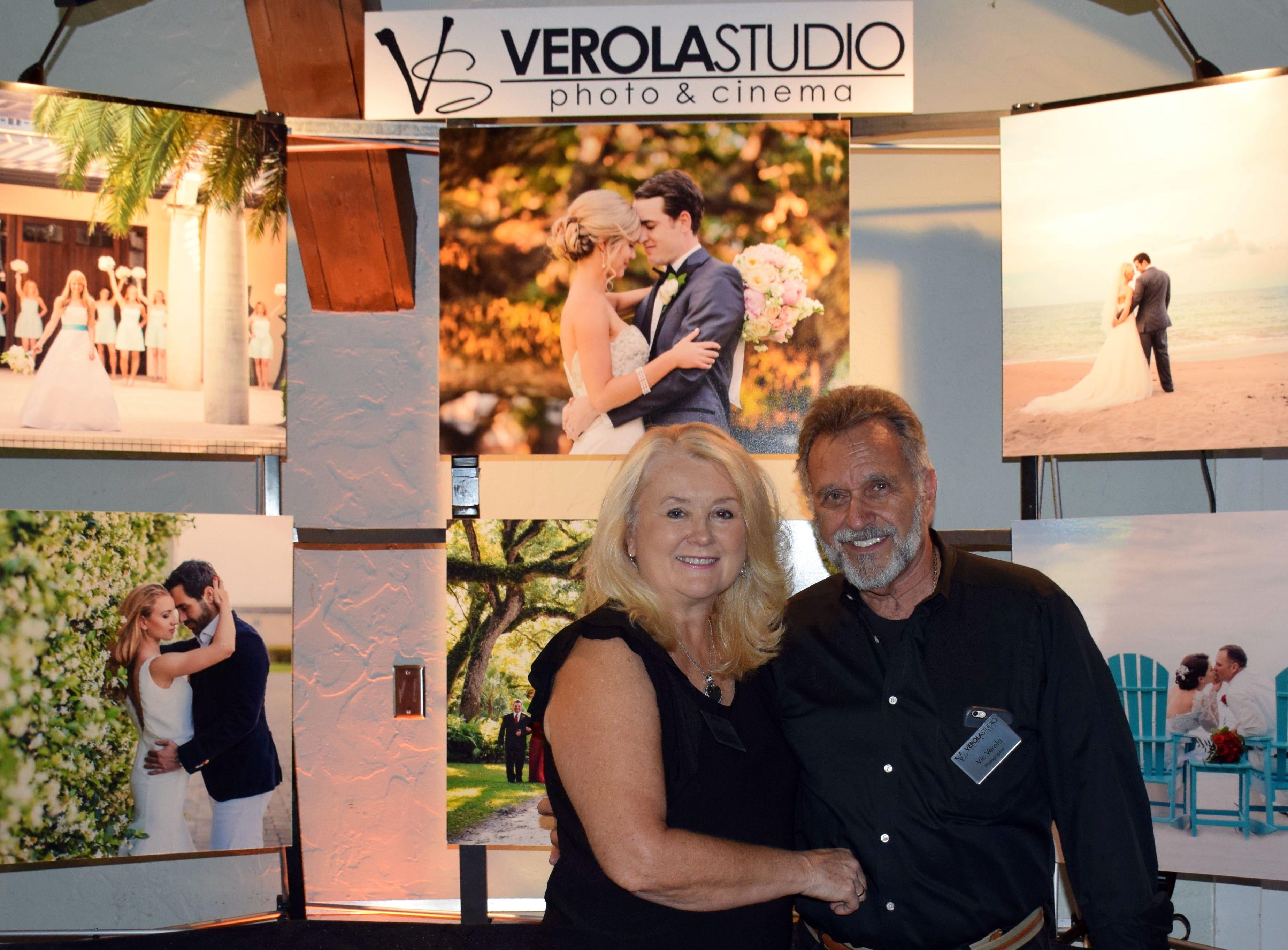 Marina and Vic Verola