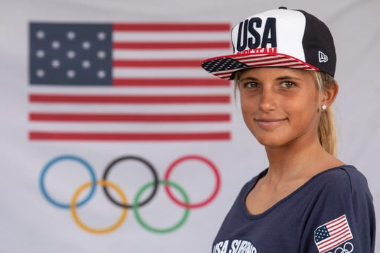 Zoe Benedetto, 13, will represent Team USA at the Junior World Championship competition in California.