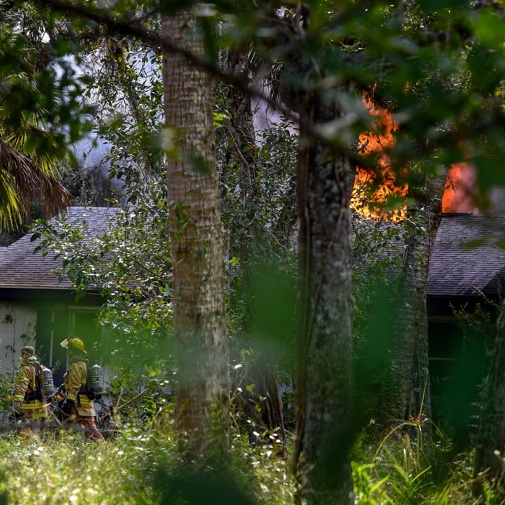 Occupant killed in house fire on 43rd Avenue in Indian River County