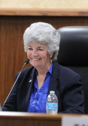 Oxnard Councilwoman Carmen Ramirez is eyeing a seat on the Board of Supervisors.