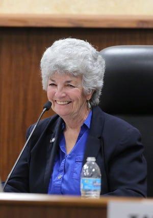 Oxnard Councilwoman Carmen Ramirez is eyeing a seat on the Board of Supervisors.
