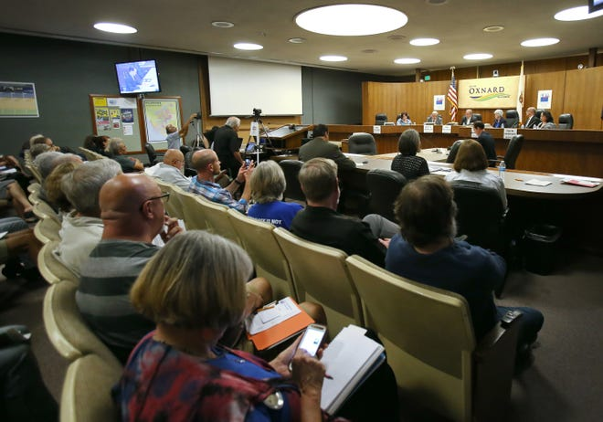 Oxnard City Council Chambers