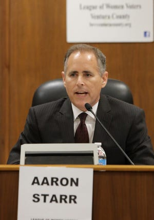 The legal battle between the city of Oxnard and Aaron Starr over wastewater rates is officially over.