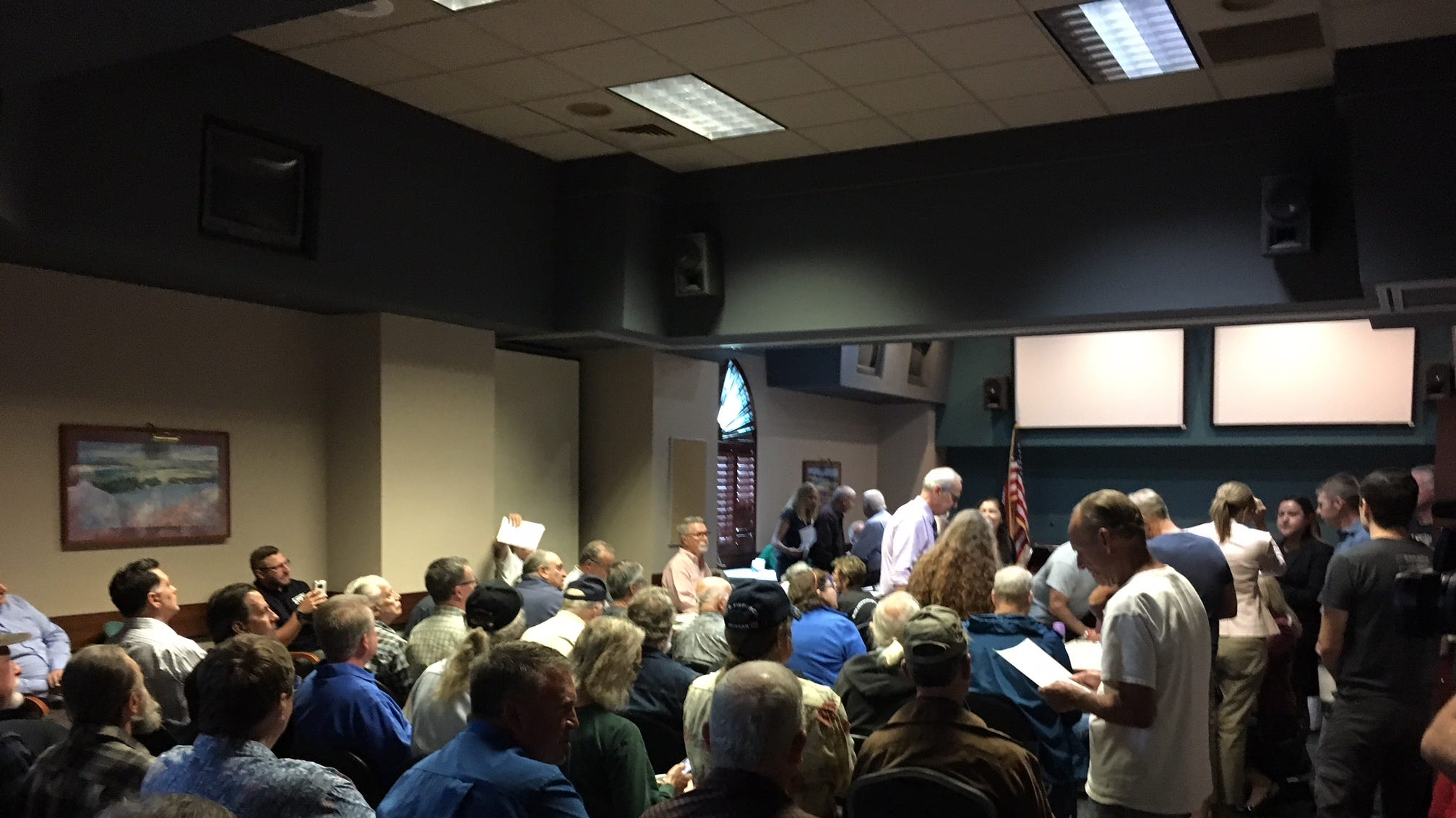 Should gun shows be allowed at Ventura County Fairgrounds? Board to take a closer look.