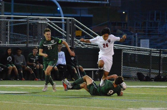 Brewster posted a 2-0 win over Nyack 2-0 on Monday, Sept. 24, 2018.
