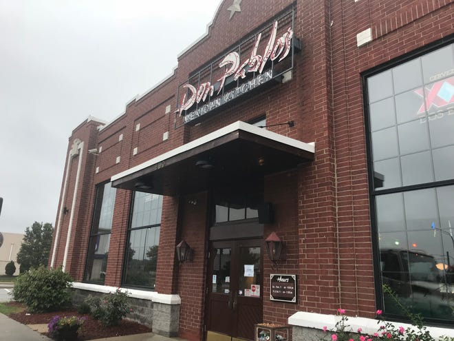 After nearly 20 years, Don Pablo's near the Christiana Mall has closed.