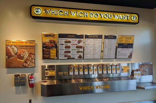Lunch Bunch Which Wich Sandwiches