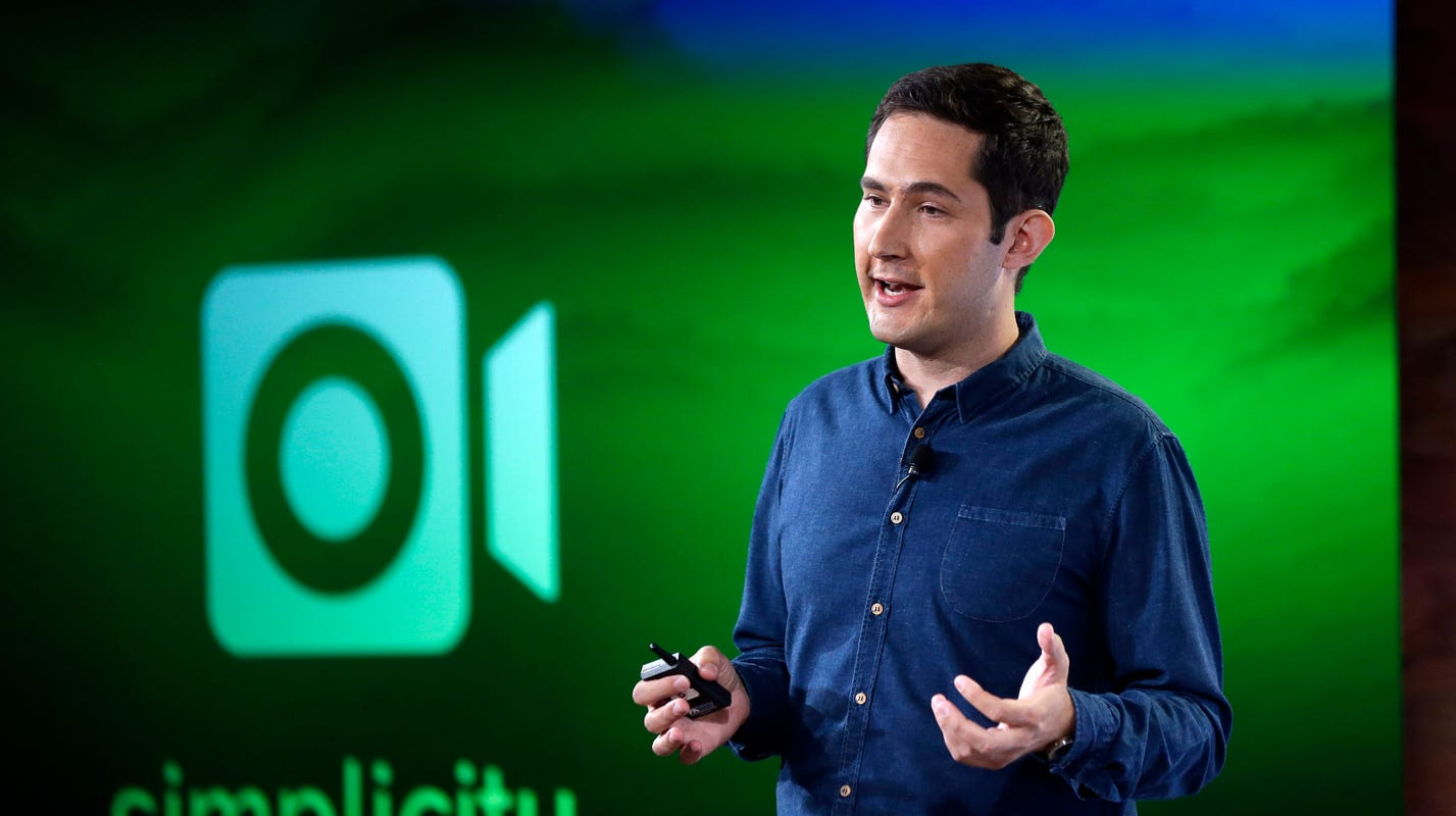 Instagram co-founders Systrom, Krieger will leave company