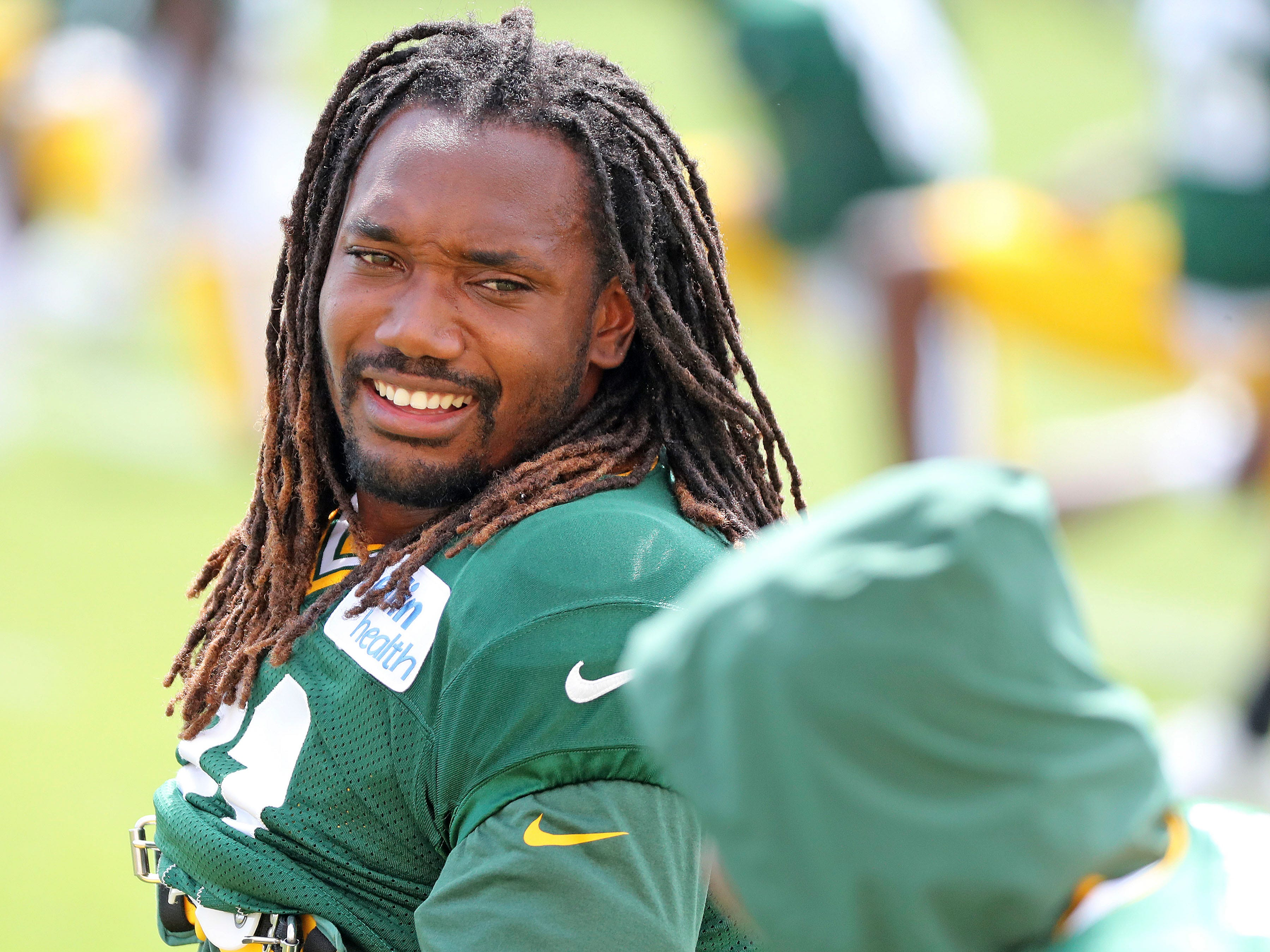 Davon House, DB, Green Bay Packers (shoulder, placed on injured reserve)