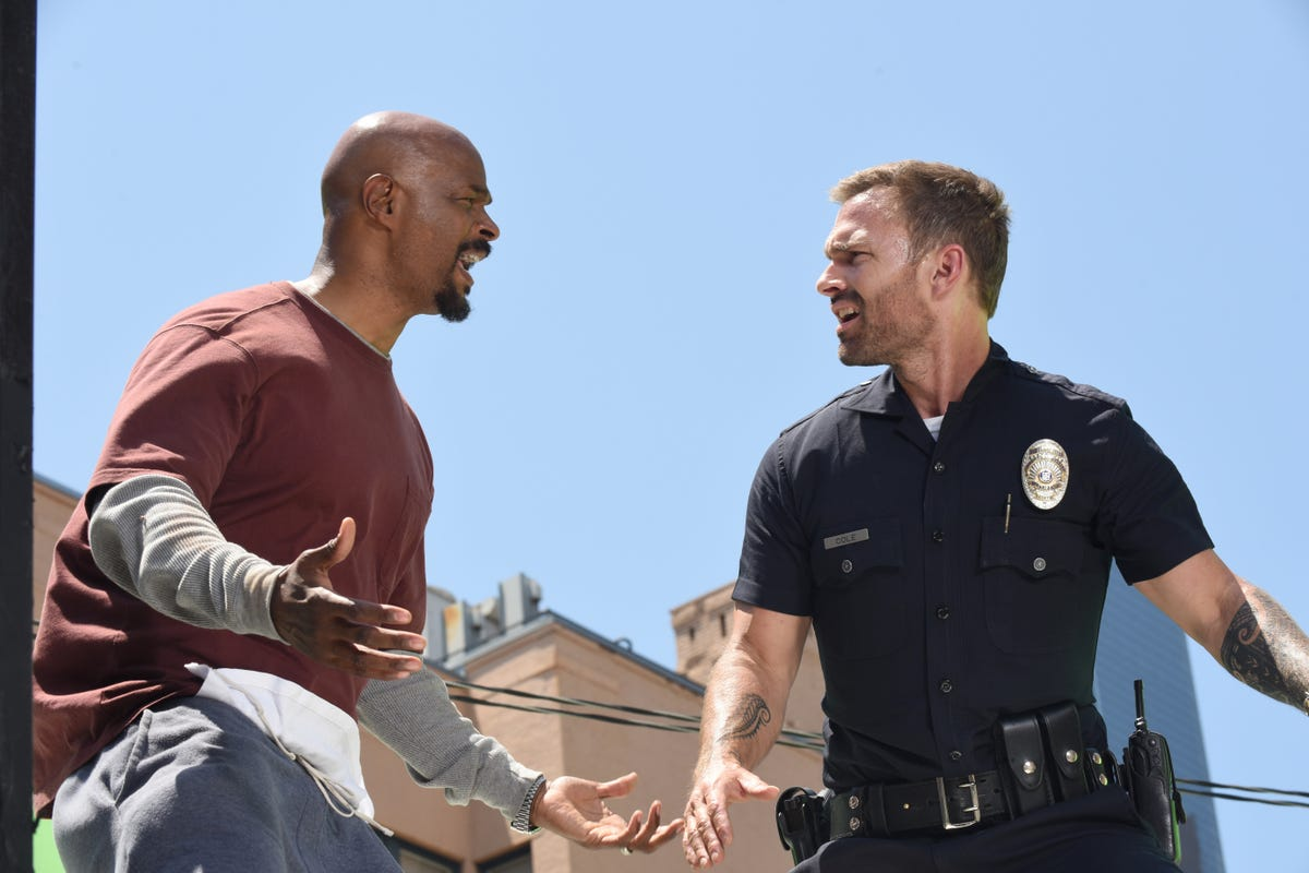Damon Wayans says he is quitting 'Lethal Weapon'
