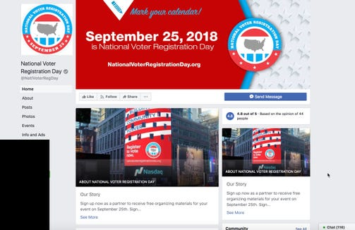 It's National Voter Registration Day  Here's how to register