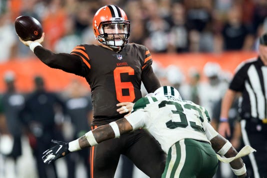 Usp Nfl New York Jets At Cleveland Browns S Fbn Cle Nyj Usa Oh