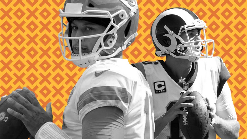 NFL power rankings: Undefeated Rams, Chiefs set pace among lots of interesting projections