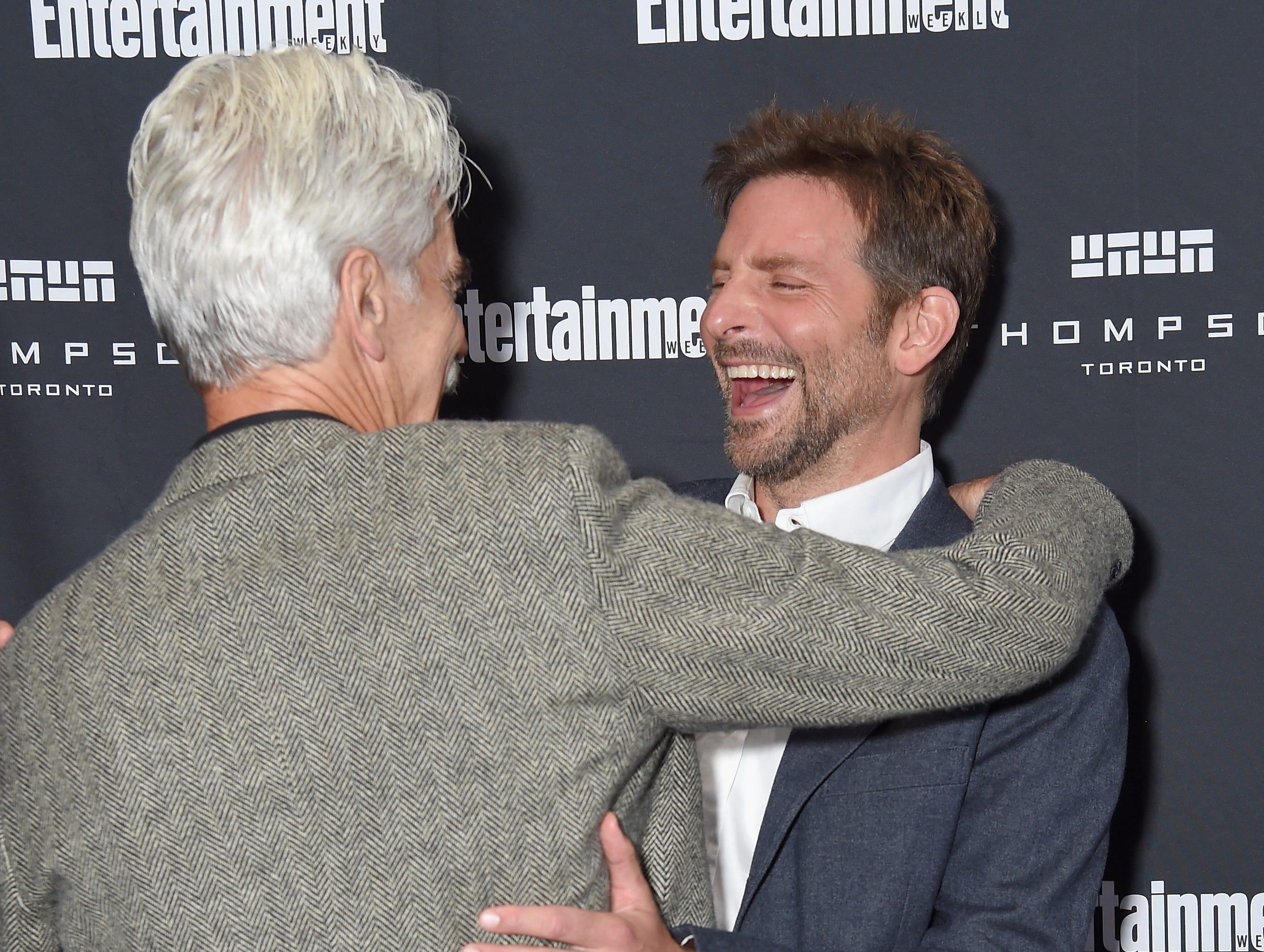 'A Star is Born': Bradley Cooper's deep Sam Elliott-inspired voice impressed even Elliott
