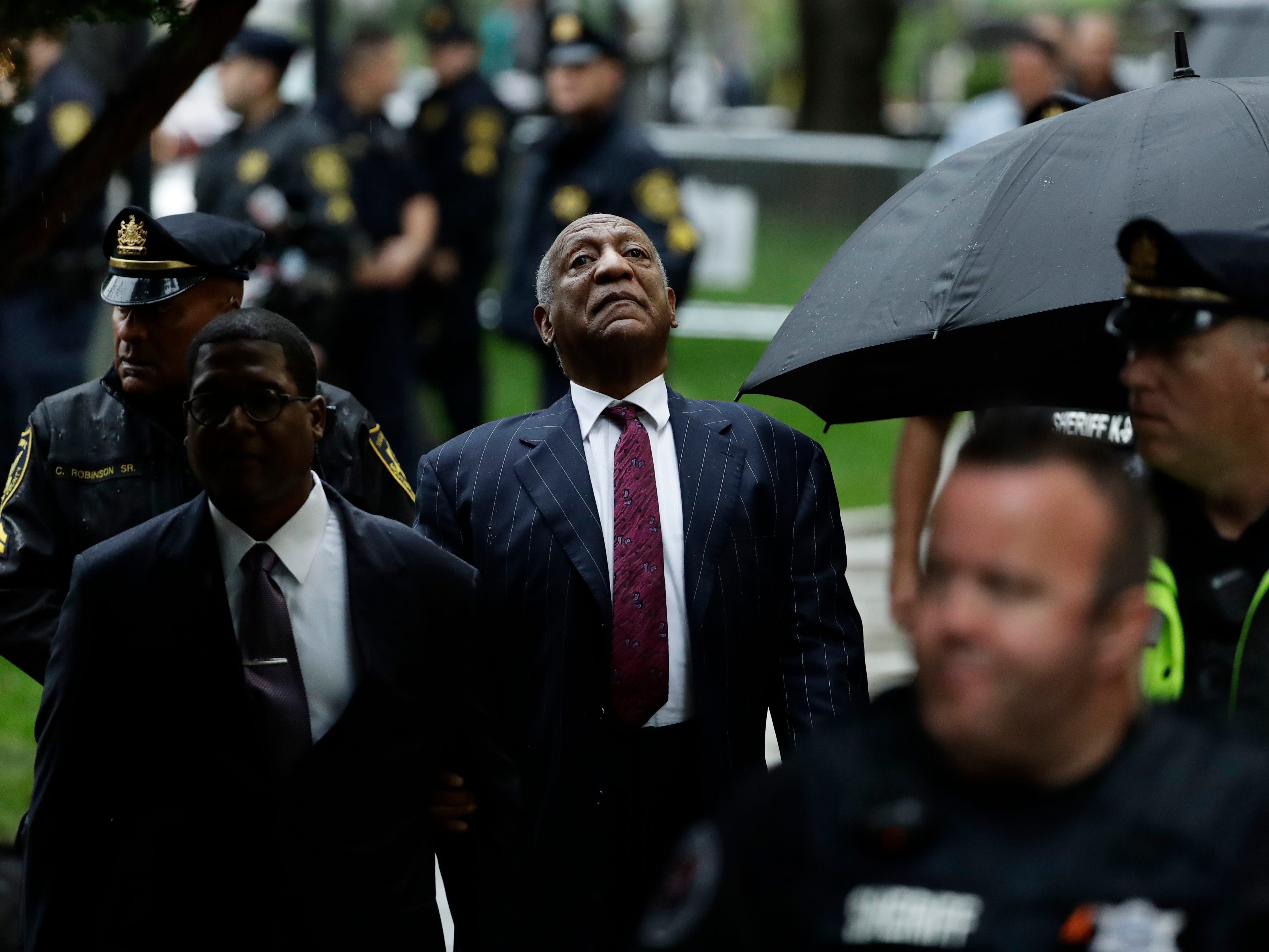 Bill Cosby sentencing, Day 2: Judge rules convicted comedian is a 'sexually violent predator'