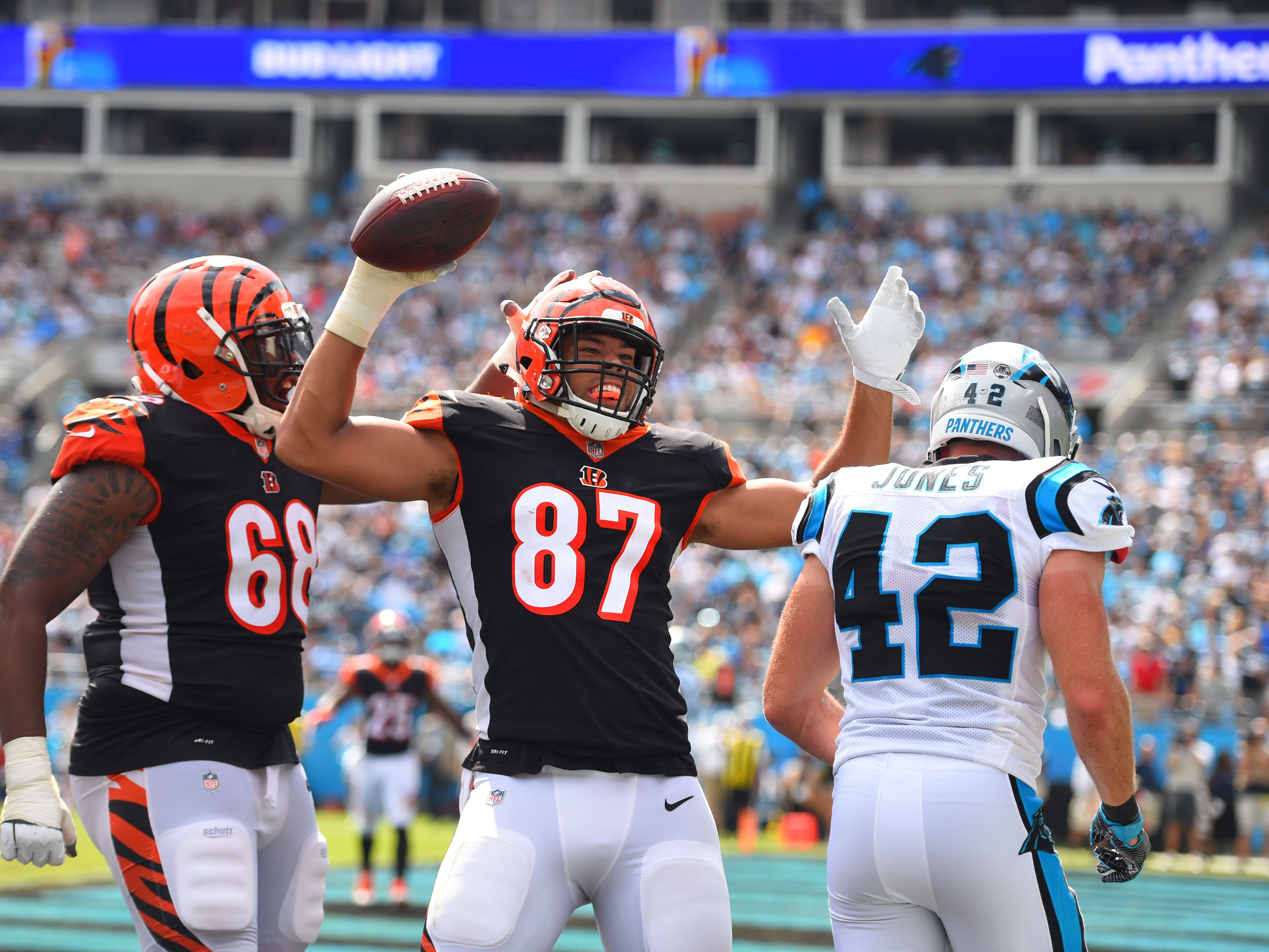 11. Bengals (11): Despite some key injuries, they're on pace to win AFC North ... though hard to tell if Marvin Lewis is on pace for first playoff win.