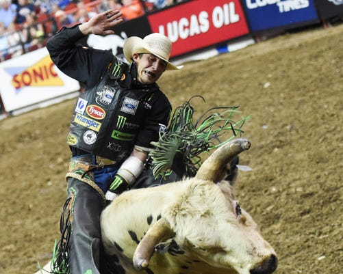 Rodeo J B Mauney Is At The Top Of His Game And He S A