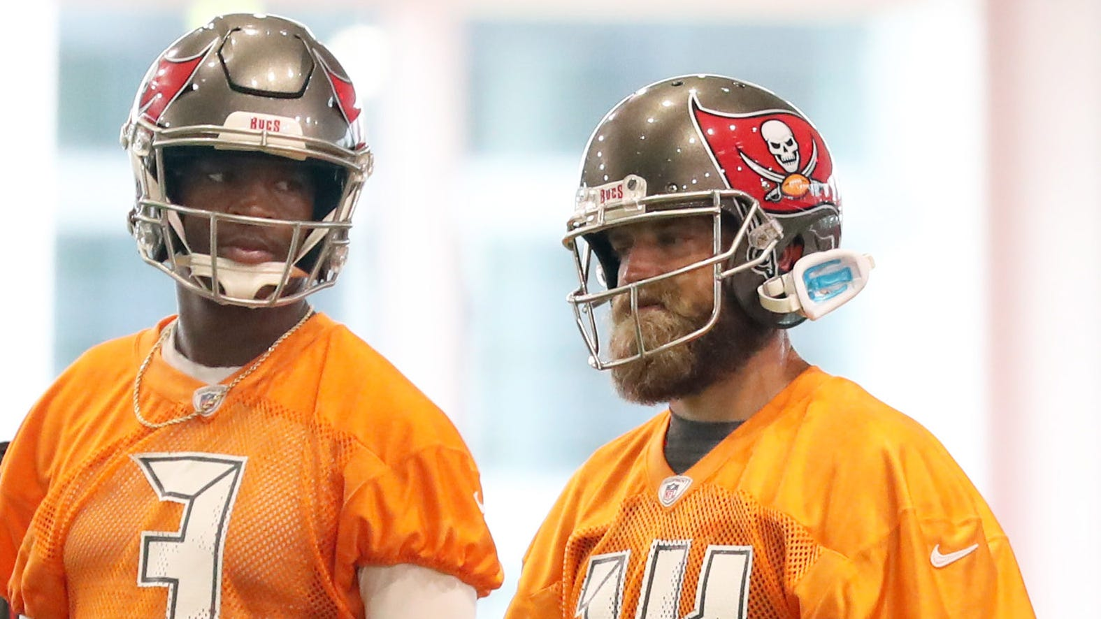 Despite Ryan Fitzpatrick's heroics, Buccaneers must play Jameis Winston sooner rather than later