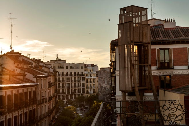 Embajadores in Madrid, Spain made the list of the world's top 50 coolest neighborhoods.