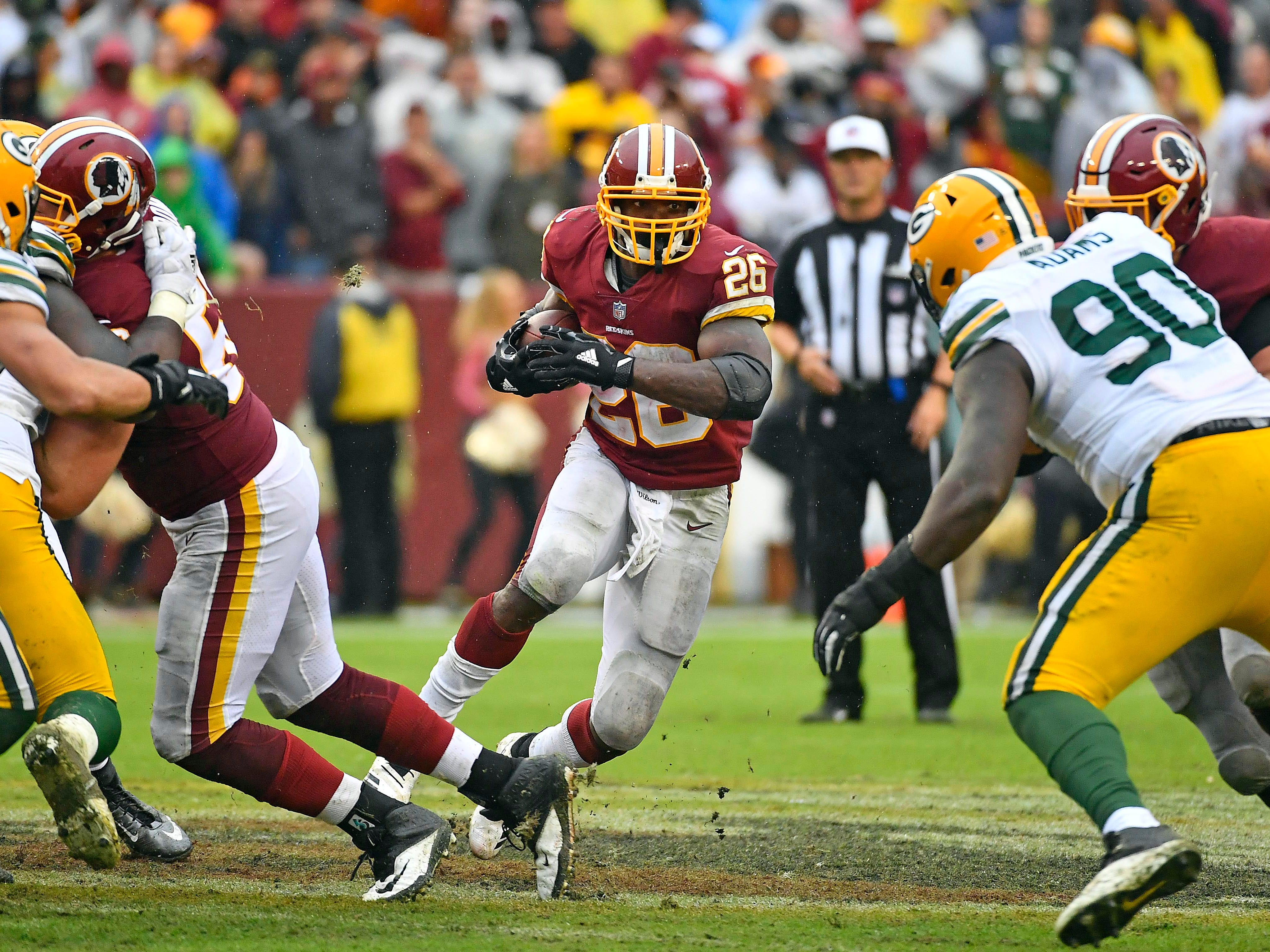 16. Redskins (24): After 50 years of alleged sellouts, on pace to sell 85% of home tickets, second-worst in NFC behind Rams and cavernous L.A. Coliseum.