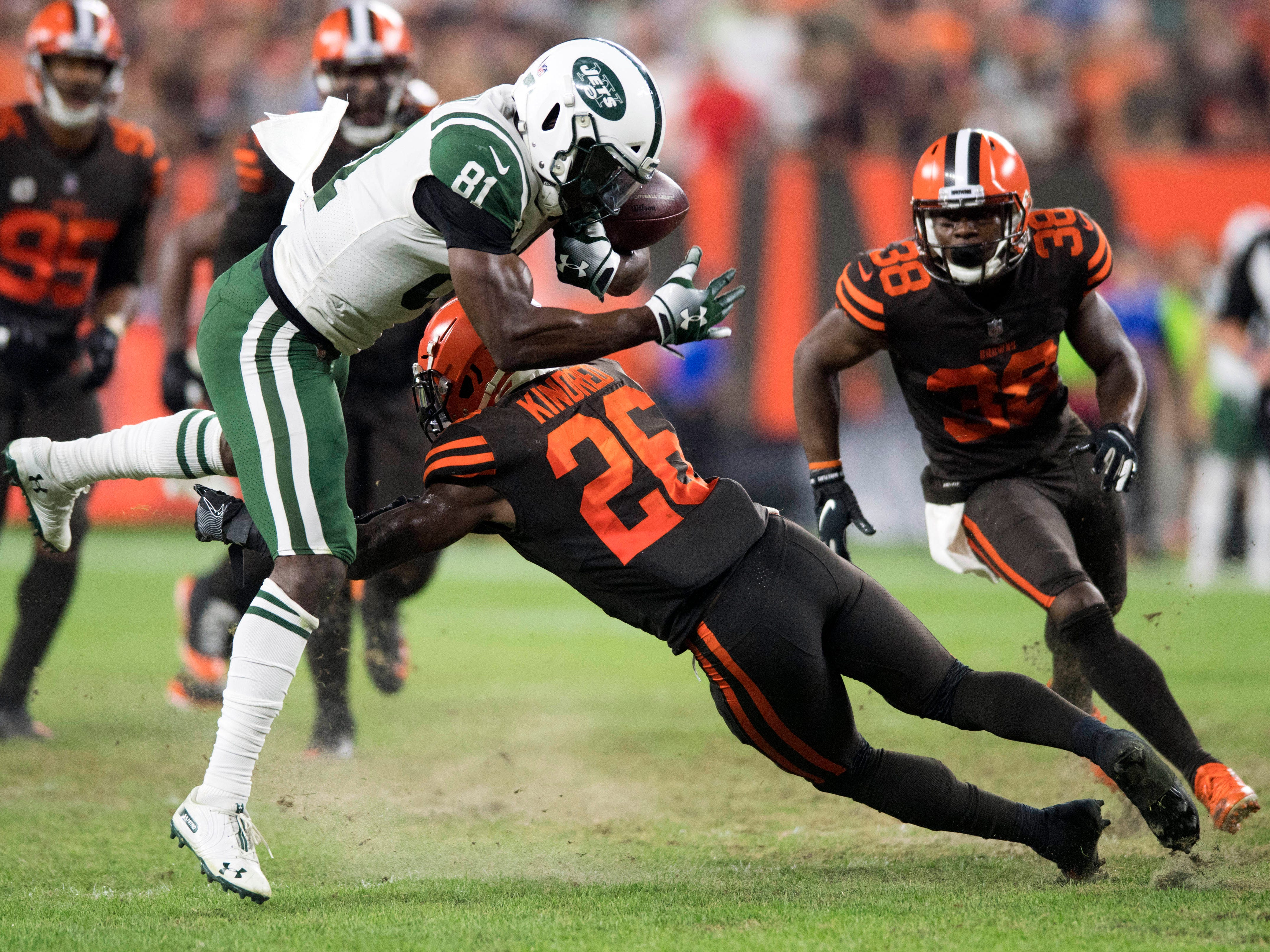 22. Jets (23): They're on pace to finally be rested after opening with three games in 11 days. But will recharge be enough against salty Jags in Week 4?