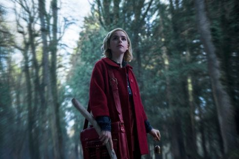 """Chilling Adventures of Sabrina"" is available for streaming on Netflix on Oct. 26."