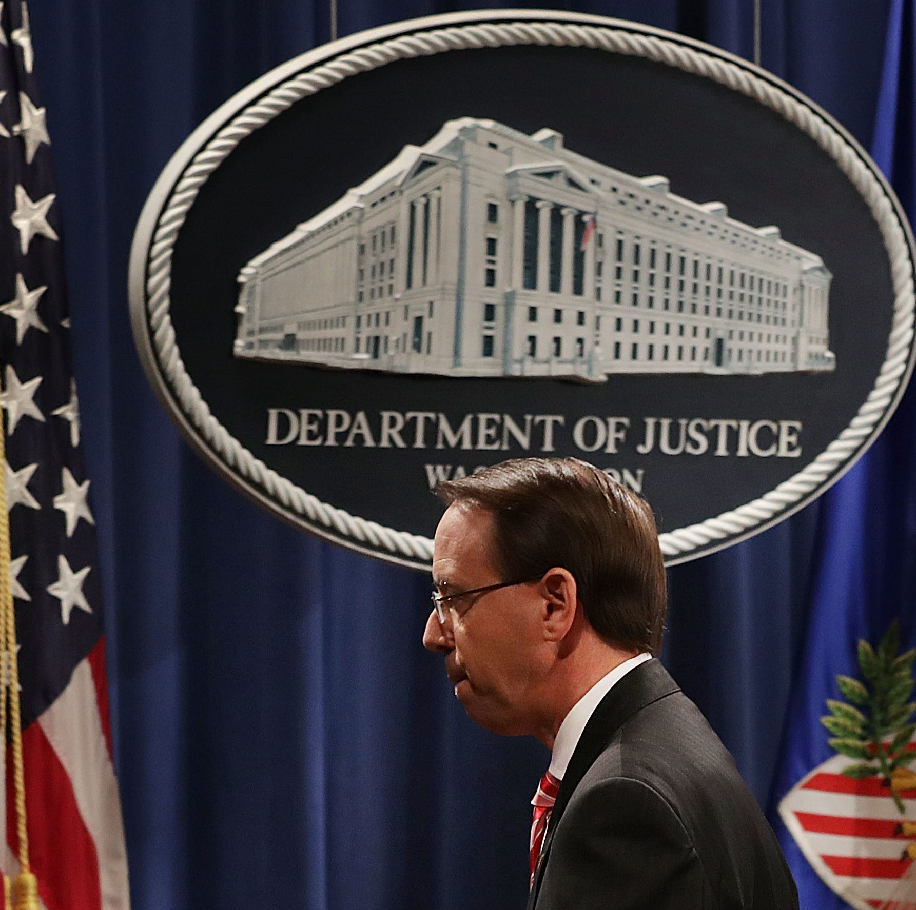 It's time for Rod Rosenstein to resign