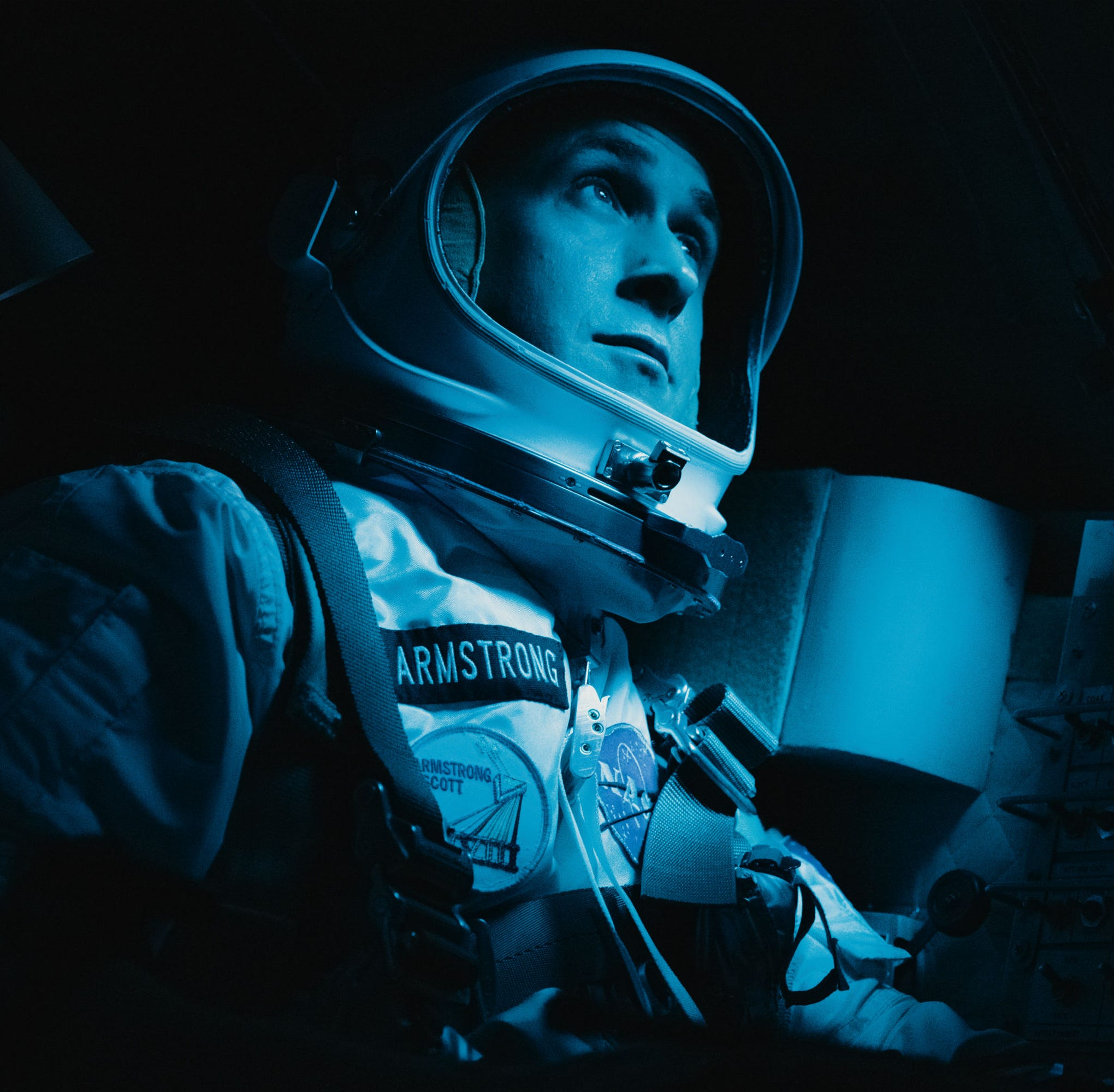 Ryan Gosling, Claire Foy, Damien Chazelle at Kennedy Space Center for 'First Man'