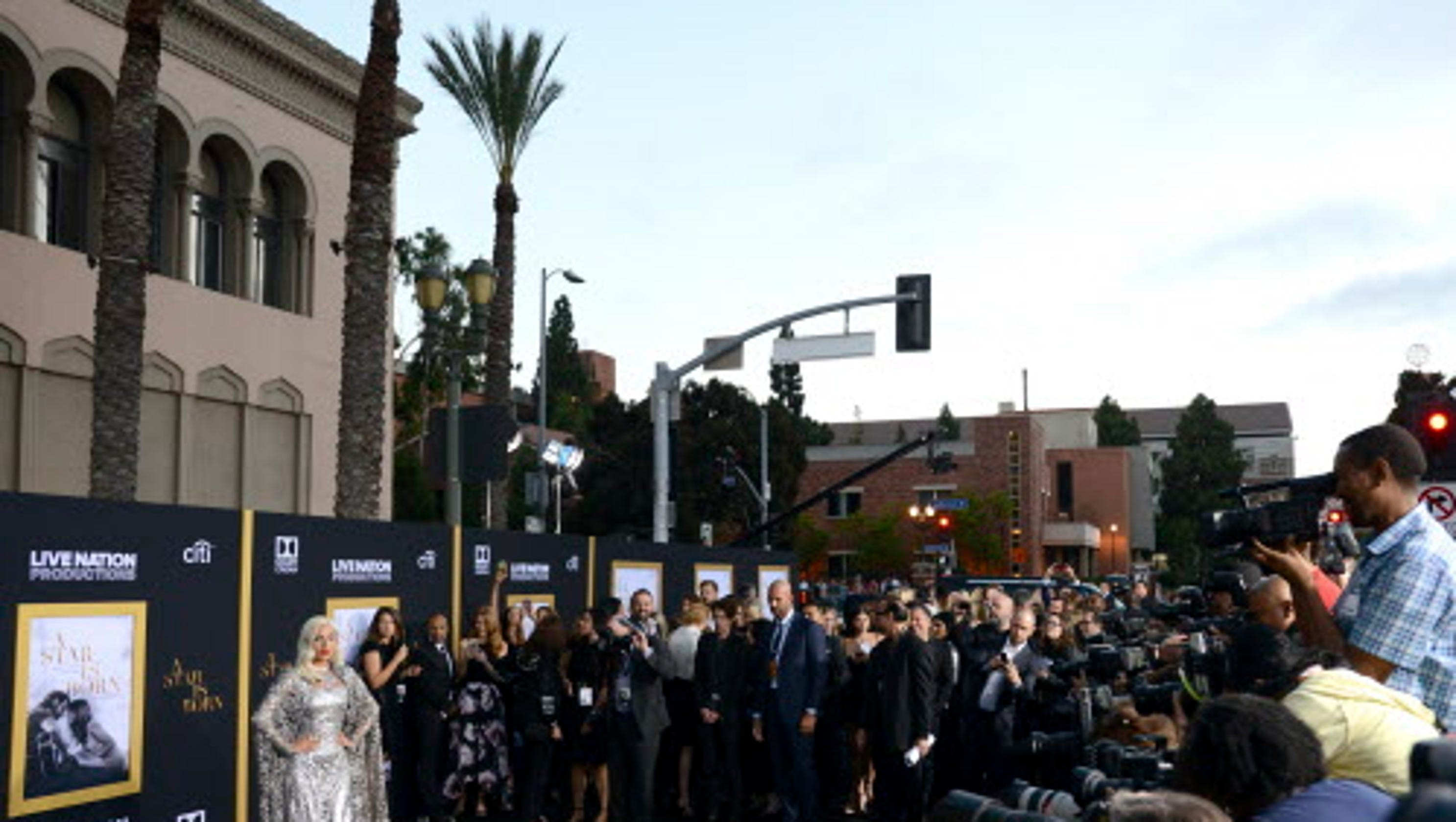 'A Star Is Born' premieres in LA: Who was there