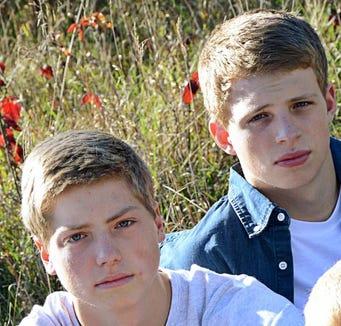 Jack and Nick Savage