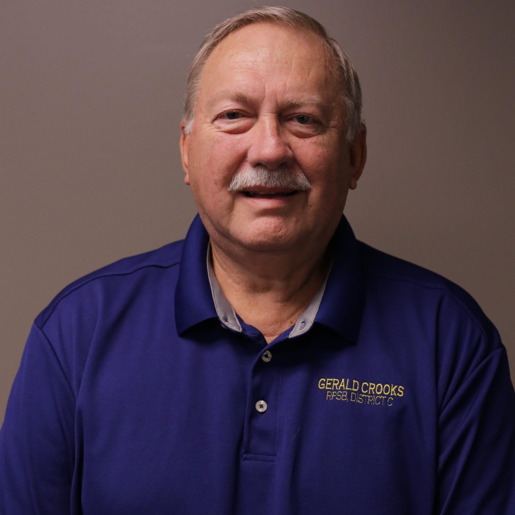 Q&A: Rapides Parish School Board candidate Gerald Crooks