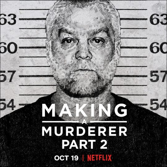 """Making a Murderer Part 2"" arrived on Netflix Oct. 19."