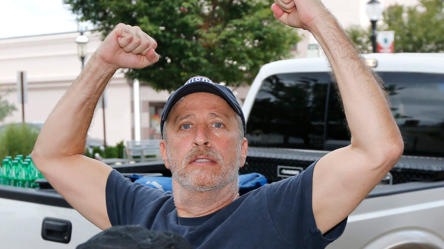 Jon Stewart to emcee Lunch Break Fall Gala in Colts Neck this October
