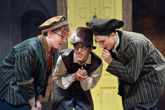 """Little Shakespeare: The Comedy of Errors"" at Two River Theater in Red Bank."