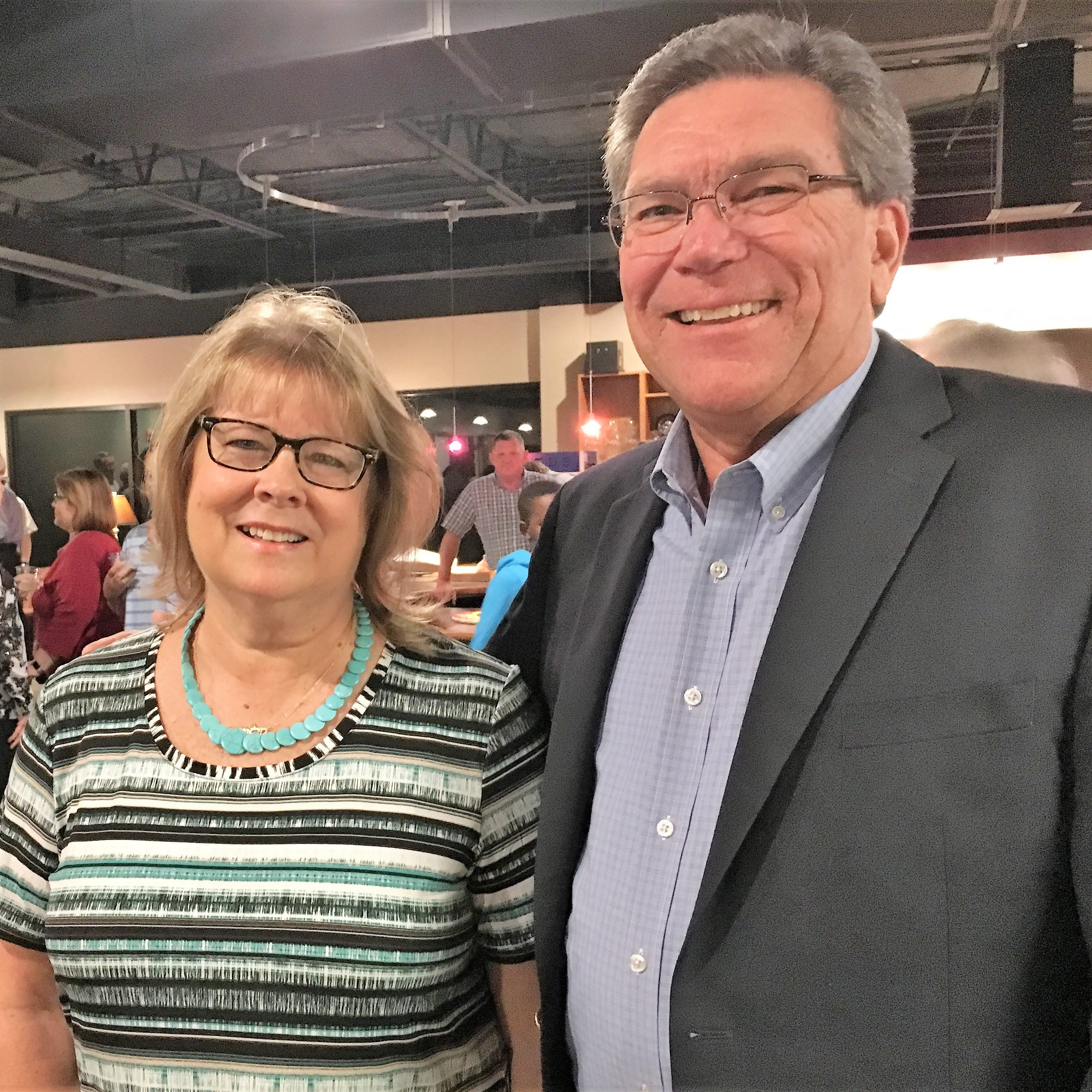 Pioneer Drive Baptist honors Allcorns for 20 years of service to Abilene