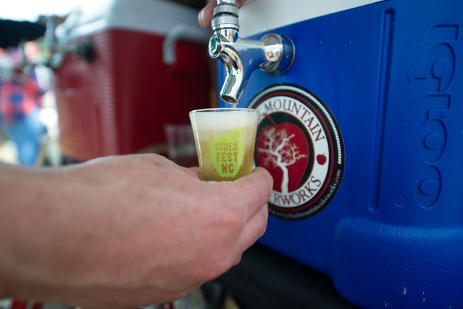 CiderFest NC is the largest fundraiser for the Asheville nonprofit Green Built Alliance.