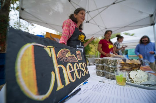 It's not all cider at CiderFest NC, held annually to celebrate local cider and food culture.