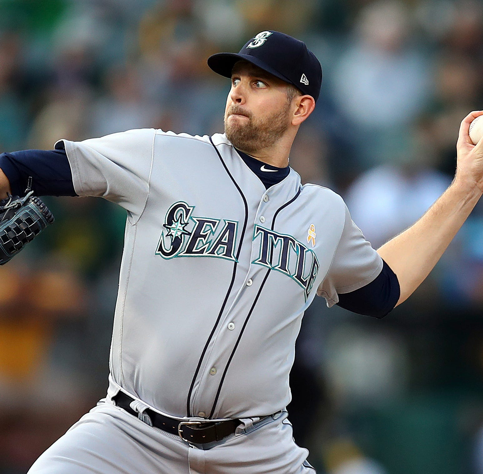 New York Yankees trade for pitcher James Paxton in deal including Justus Sheffield