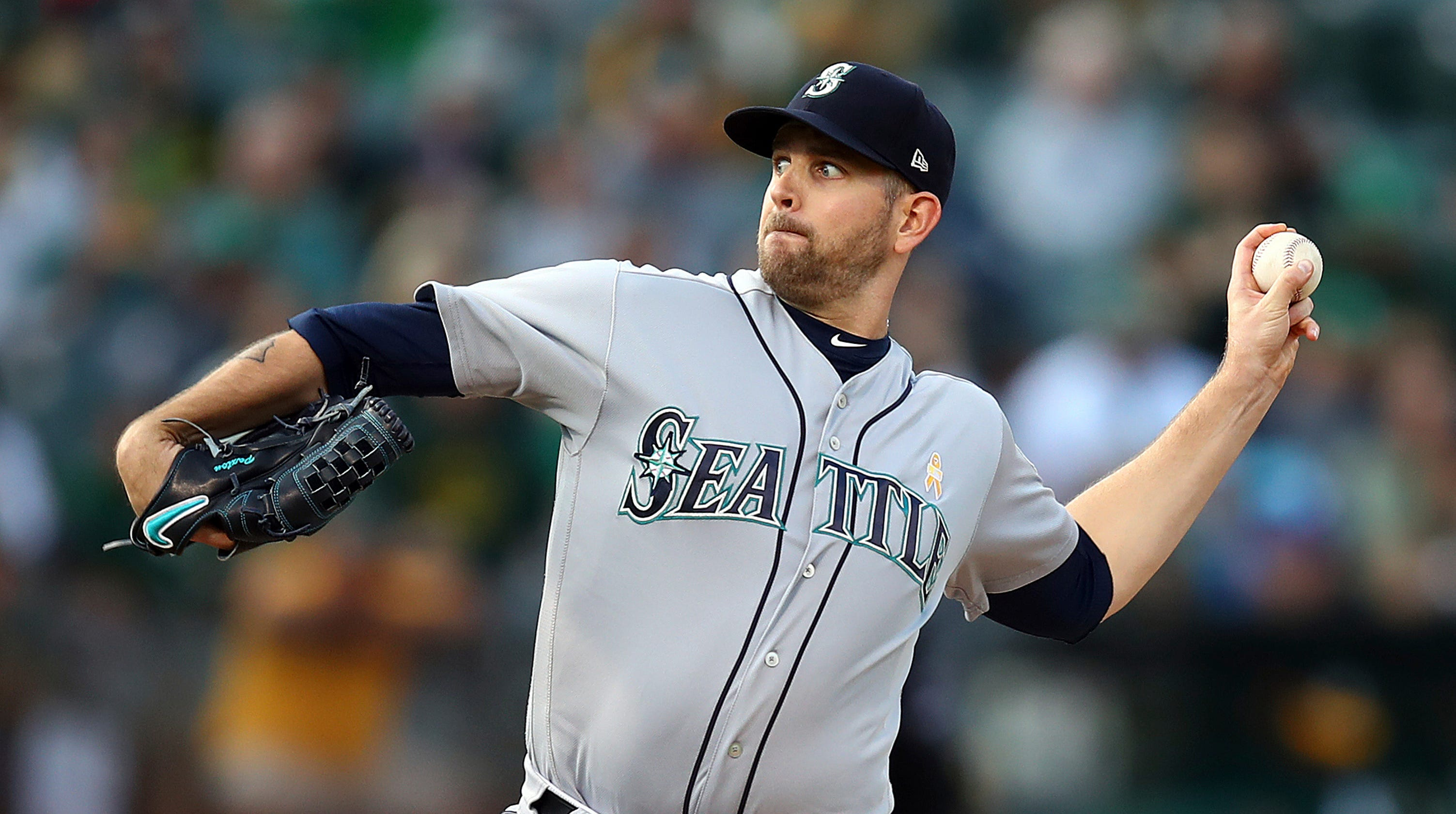 New York Yankees trade for pitcher James Paxton in deal including Justus  Sheffield 4964225b0f
