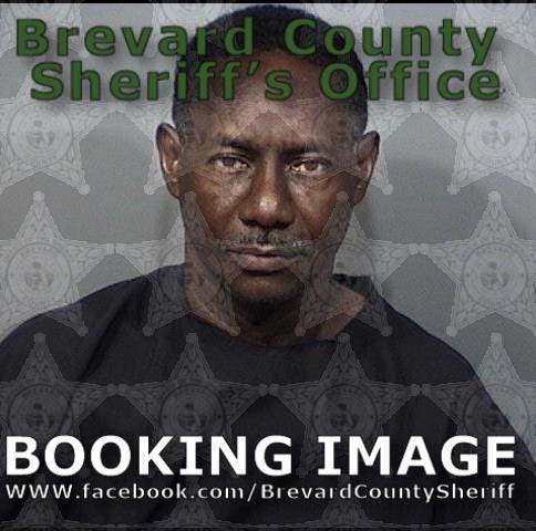 Everald Brumley, 53, was charged with forgery and fraud after police say he attempted to steal his aunt's home.