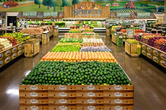 Sprouts Produce