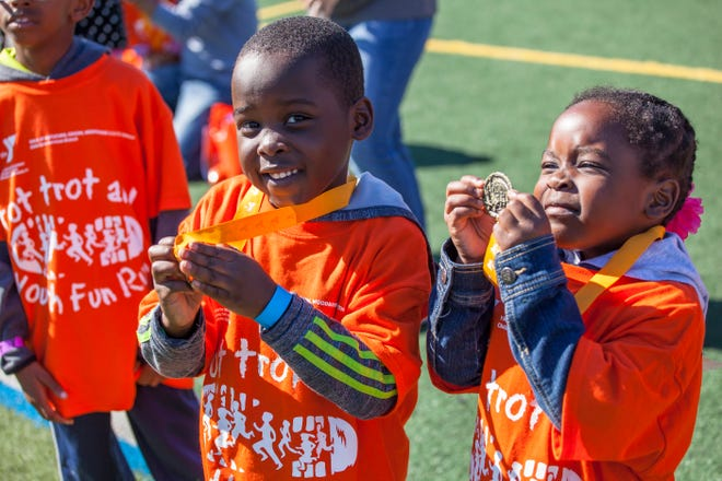 The Child Care Services Branch of the YMCA of Metuchen, Edison, Woodbridge and South Amboy will host its 10th annual Tot Trot & Youth Fun Run on Sunday, Oct. 14 at Metuchen High School.