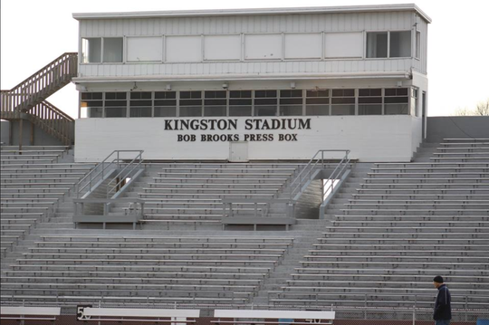 Kingston Stadium: Cedar Rapids, Ia.