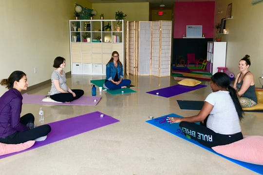 The Detroit Mama Hub located at 18032 James Couzens Freeway is set to open on Oct. 1, 2018. The wellness and support space for current and expectant mothers will offer a variety of programming, like yoga classes.