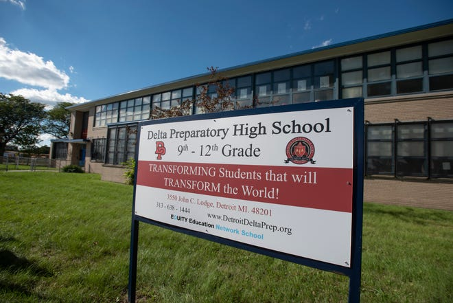 Delta Preparatory Academy for Social Justice in Detroit abruptly announced that it would close next week.