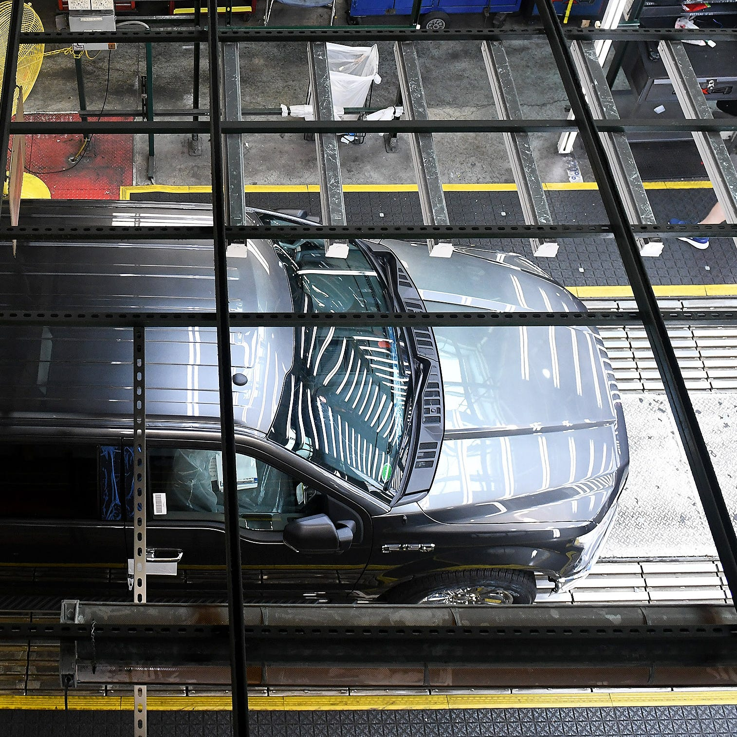 Ford sued for sexual, racial harassment at Dearborn Truck Plant